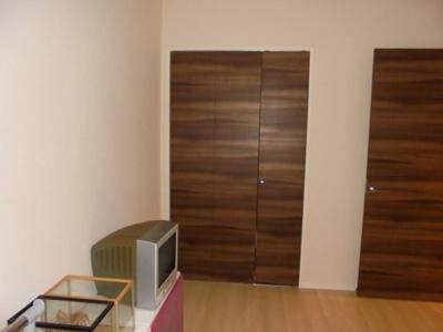 約5.7帖の洋室の収納