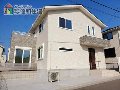 【外観:施工例】神戸市垂水区星陵台5丁目 新築戸建