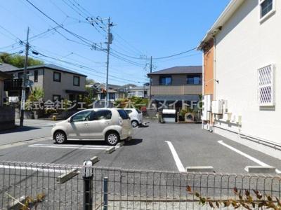 【駐車場】プレシュ植木