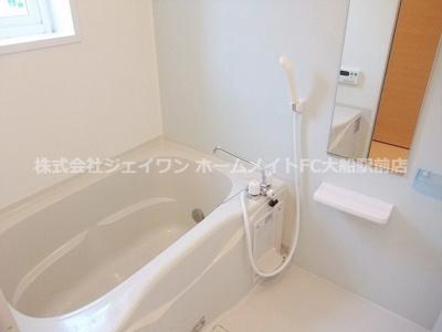 【浴室】プレシュ植木