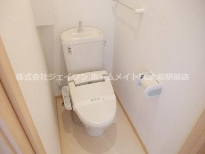 【トイレ】プレシュ植木