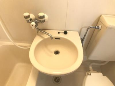 【洗面所】ウィステリア国立