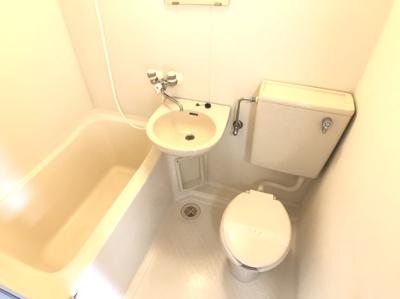 【浴室】ウィステリア国立