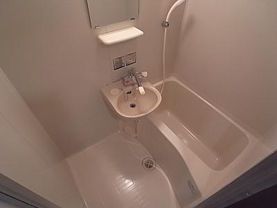 【浴室】プレステージ三宮