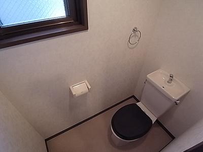 【トイレ】プレステージ三宮