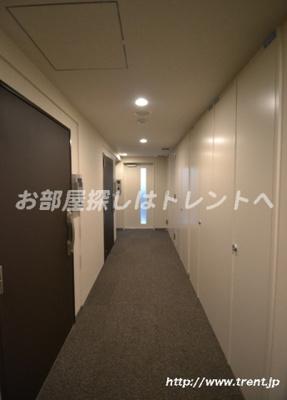 【その他共用部分】パークリュクス新宿御苑前モノ【mono】