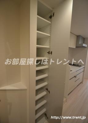 【収納】パークリュクス新宿御苑前モノ【mono】