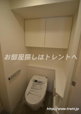 【トイレ】パークリュクス新宿御苑前モノ【mono】