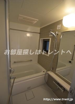 【浴室】パークリュクス新宿御苑前モノ【mono】