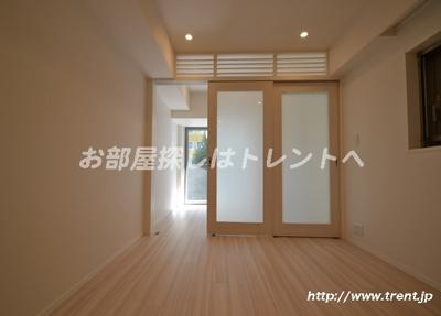 【居間・リビング】パークリュクス新宿御苑前モノ【mono】