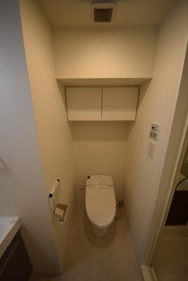 【トイレ】プラウドフラット三越前