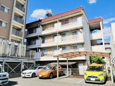 【外観】メゾン横須賀