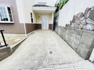 船橋市大穴北 中古一戸建て 三咲駅 カースペースも一台駐車可能!