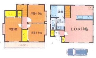 船橋市夏見 中古一戸建て 新船橋駅 3LDKになります!