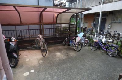 【駐車場】シティコーポ五十鈴
