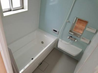 【浴室】ブルーフォレスト