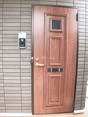 【玄関】ブリラテ ラ ルーナⅡ