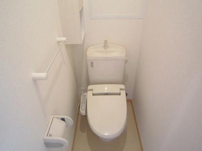【トイレ】サン・フィオーレ大島Ⅱ