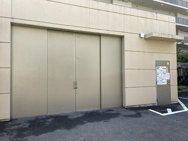 【玄関】ミリカ・テラスⅡ街区