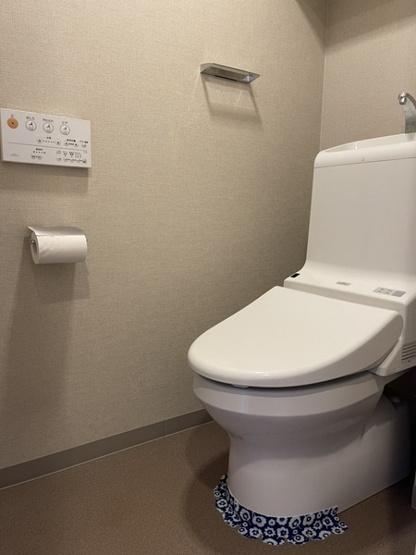 【トイレ】ミリカ・テラスⅡ街区