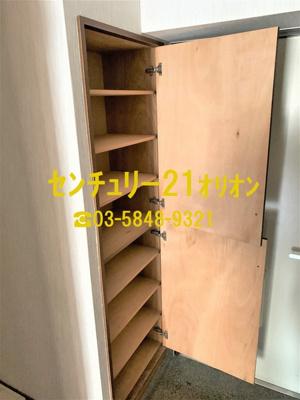 【収納】サンテミリオン練馬駅前(ネリマエキマエ)-5F
