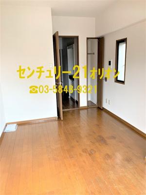 【居間・リビング】サンテミリオン練馬駅前(ネリマエキマエ)-5F