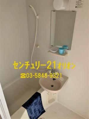 【浴室】サンテミリオン練馬駅前(ネリマエキマエ)-5F