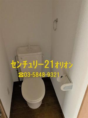 【トイレ】サンテミリオン練馬駅前(ネリマエキマエ)-5F