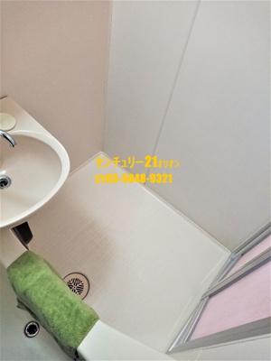 【浴室】グランパレ小宮(コミヤ)-3F
