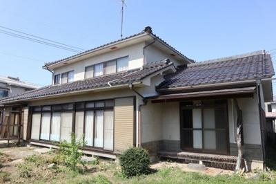 【外観】鳥取市宮長中古戸建て