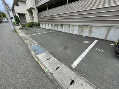 【駐車場】プランドール中道 C101棟