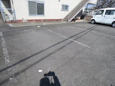 【駐車場】加藤マンション