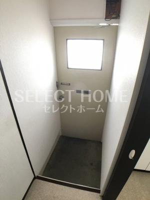 【玄関】清水荘