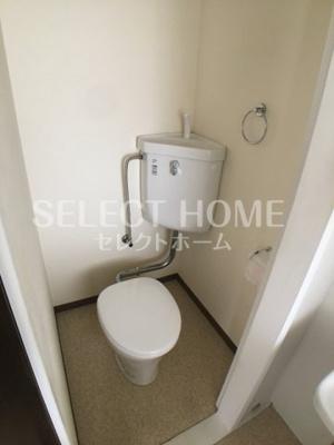 【トイレ】清水荘