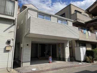 【完成予想図】松山市 萱町 新築住宅 41.65坪