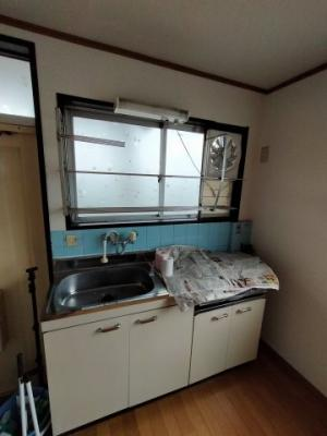 【キッチン】グリーンハウス