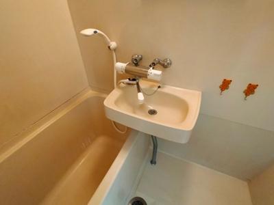 【浴室】ピースフル吉田
