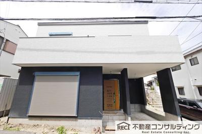 【寝室】兵庫区夢野町4丁目 新築戸建