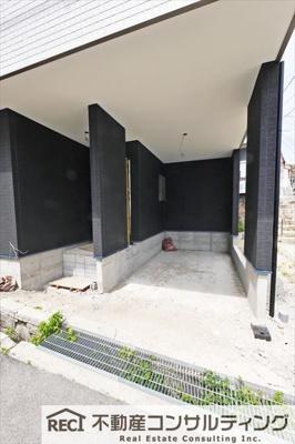 【洗面所】兵庫区夢野町4丁目 新築戸建