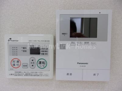 スマイルホーム王子のTV付インターホン☆