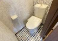 【トイレ】城東区鴫野東2丁目