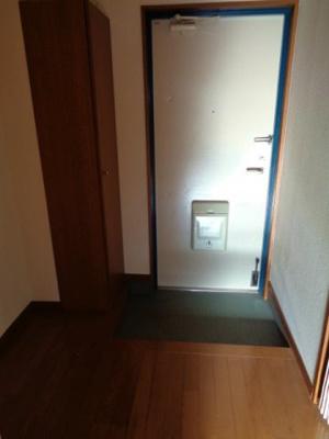 【玄関】ハイツタキモト