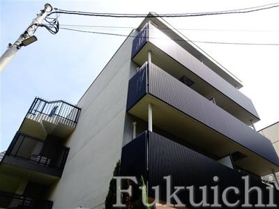 【外観】SHIMOUMA 6 APARTMENT(シモウマ・シックス・アパートメント)