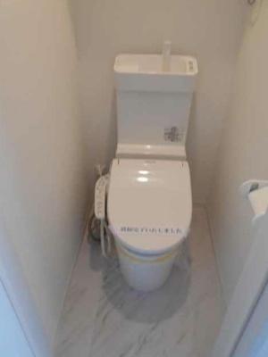 【トイレ】CA平和台