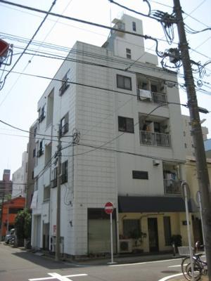 【外観】末吉町3マンション