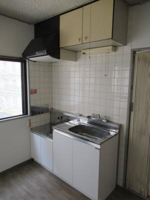 【キッチン】末吉町3マンション