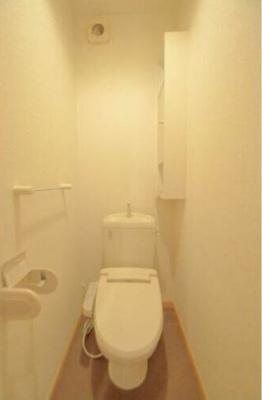 【トイレ】ガーデン目白