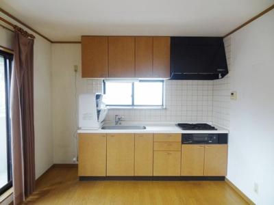 【キッチン】三輪町戸建