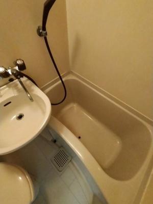 【浴室】キャッスル若草