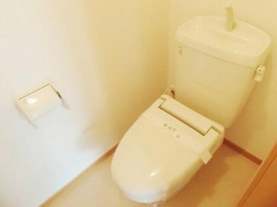 【トイレ】セレノヴィラ